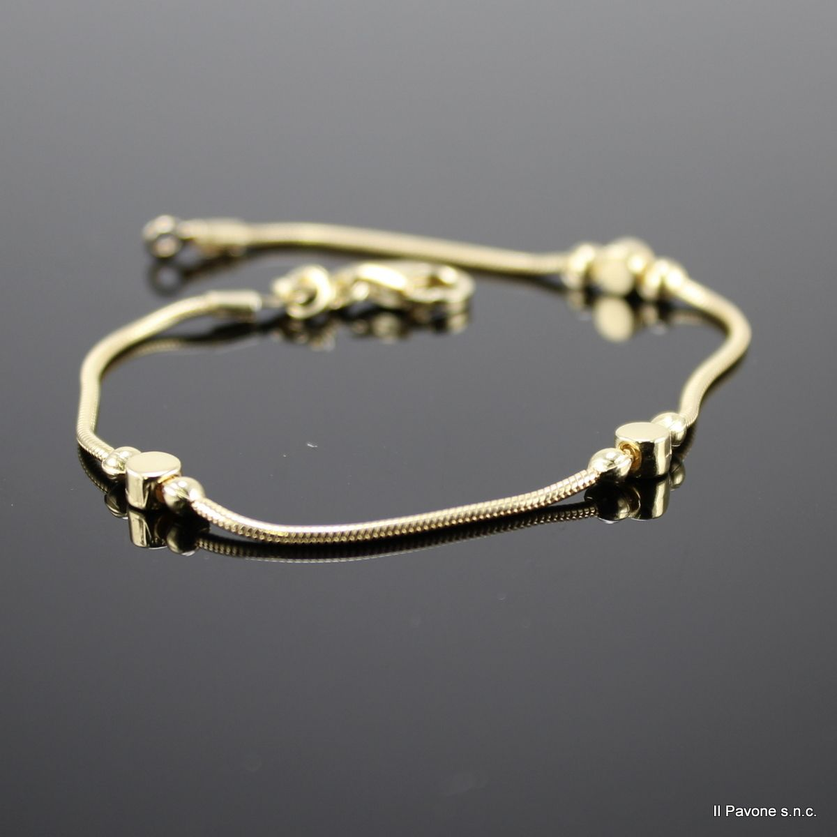 Bracciale Argento 5157/1 Oro
