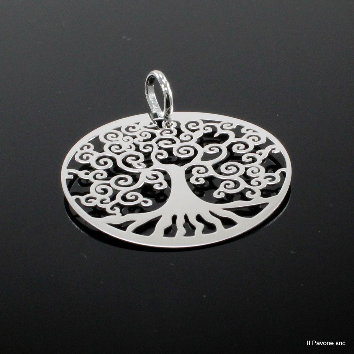 Favorito Ciondolo Argento Albero della Vita | Ciondoli Argento 925 FC06