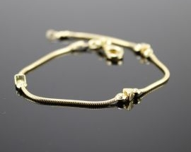 Bracciale Argento 5156 Oro