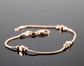 Bracciale Argento 5157/1 Oro Rosa