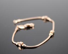 Bracciale Argento 5157 Oro Rosa