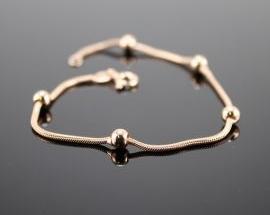 Bracciale Argento 5159 Oro Rosa