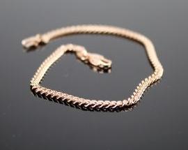 Bracciale Argento 5239 Oro Rosa