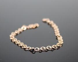 Bracciale Argento 5261 Oro Rosa