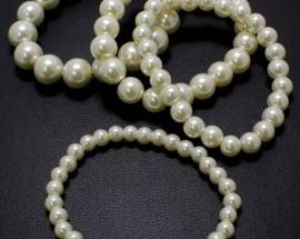 Bracciale Perla Elastico01
