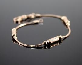 Bracciale argento 5158 Oro Rosa