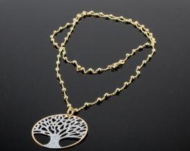 Collana Argento Albero della Vita03