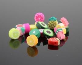 Componenti Accessori Fimo Frutta