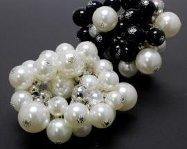 Bracciale Perla Elastico14