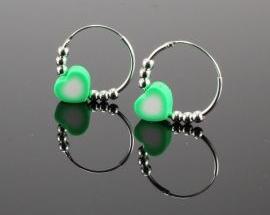 New  Argento Cuore Verde