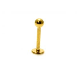 Piercing Labret Oro 9280
