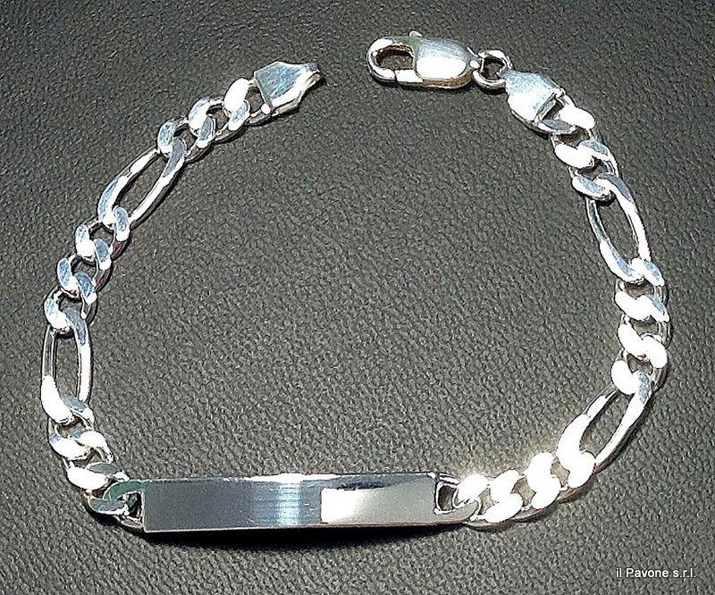 Bracciali uomo argento 925