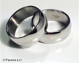 Anello Acciaio Mantovana