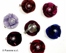 Fermacapelli Colorati Becco Spilla01