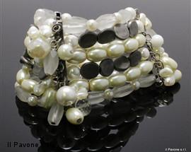 Bracciale Perla Elastico08